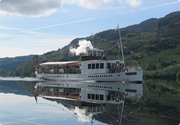 Related Keywords & Suggestions for The Trossachs Pier